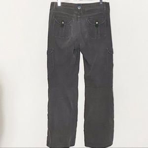 Kuhl Pants - KUHL-Splash Roll Ankle Cargo Pants. Size 10